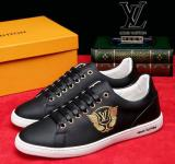 bas prix shoes louis vuitton fly cup noir